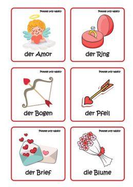 Memory Valentinstag