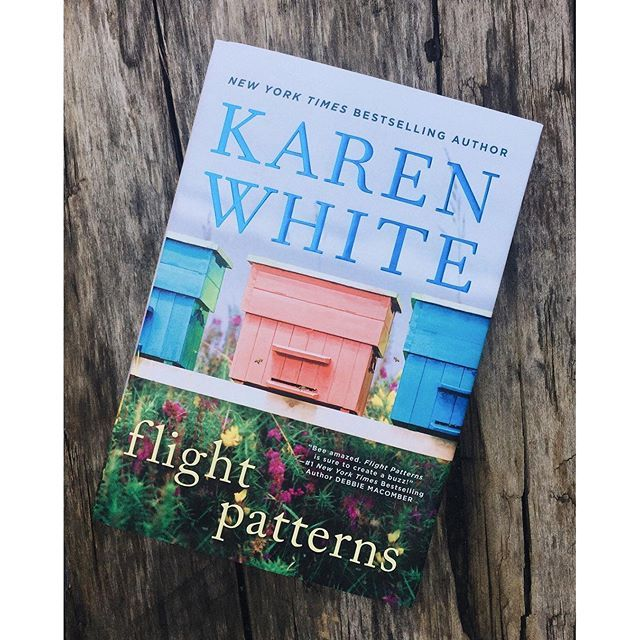Today's read: #FlightPatterns by @karenwhitewrite! Dive into this perfect summer read! :book::sunny: ..#bookstagram #bookrecommendation #bookworm #reading #booknerd #instabook #fiction