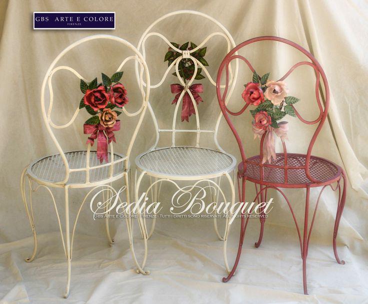 Mara sedie ~ Sedie in ferro battuto ~ idee creative su design per la casa e interni