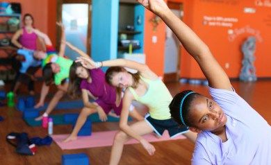 Free Spirits: Yoga Therapy and Girls: ...academics and athletics only take you so far when it comes to the dark night of the soul...
