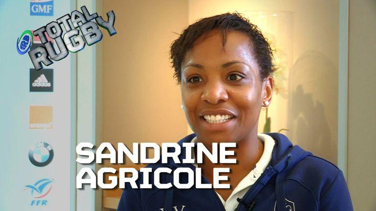 Portrait de Sandrine Agricole - IRB - Mars 2014