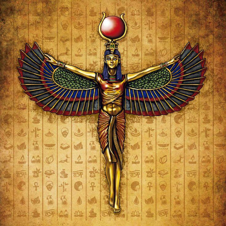 Resultado de imagen para isis diosa