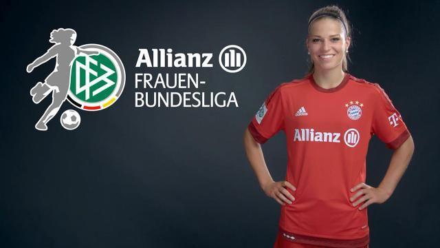 melanie leupolz | 09.09.2015 // Fußball // Frauen - Ligen // Allianz Frauen-Bundesliga ...