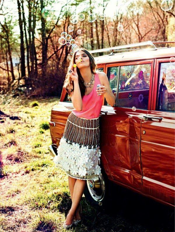 bubblesStreet Fashion, Dresses Fashion, Colors Photography, Karolina Babczynska, Fashion Blog, Blowing Bubbles, Glamour Russia, Chris Craymer, Adam Wallace