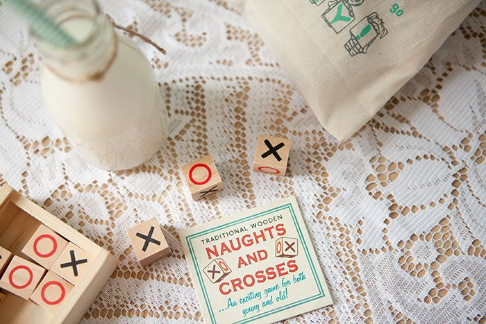 Goodie bags to keep the kids entertained on your wedding day