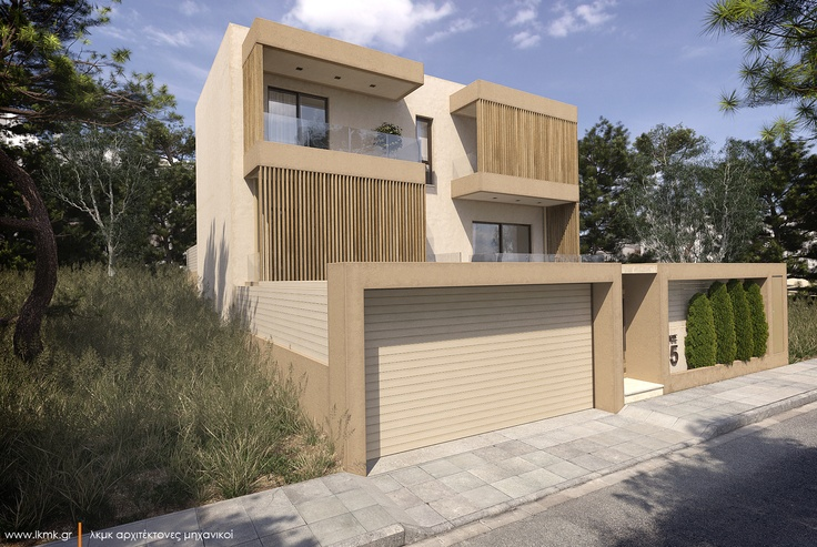 lkmk architects   Paiania Residence