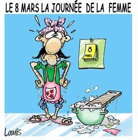Journée internationale des droits de la femme :: Le français