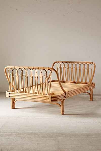 Canoga Rattan Bed In 2019 Rattan Bed Frame Bamboo