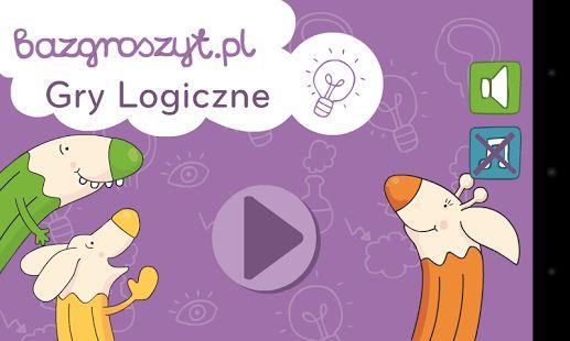 Bazgroszyt Gry Logiczne – miniaturka zrzutu ekranu