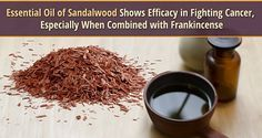 Sandalwood Essential Oil shows efficacy in figthing cancer. ☼ If you would like to learn more, click on the image to get directed to our website. // The Truth About Cancer ~ Cancer Prevention ☼