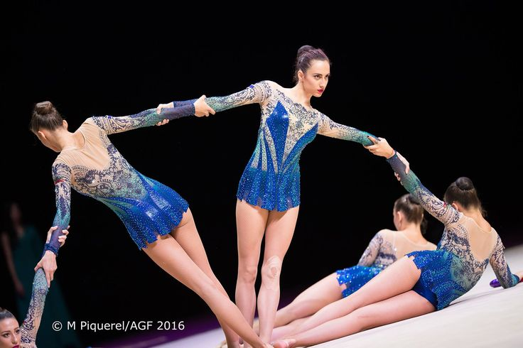 Group Bulgaria got 18.066 points in Group All-around at Olympic Games (Rio) 2016