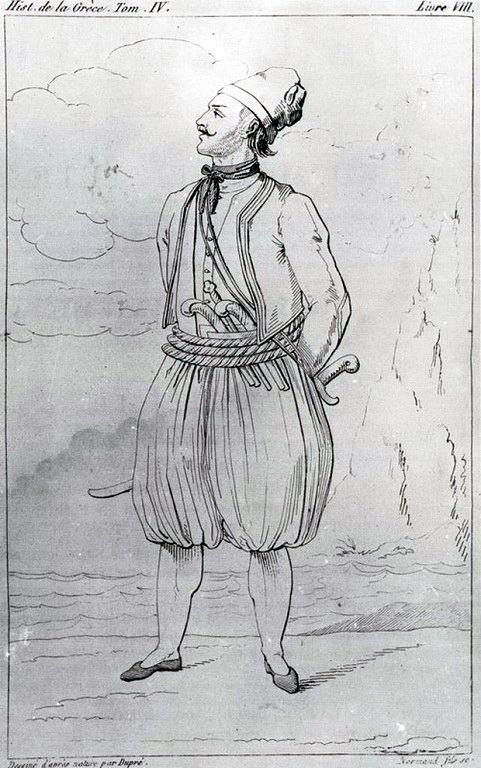 Κωνσταντίνος Κανάρης, 1825