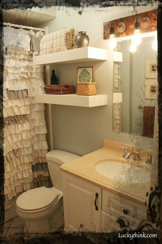8 bathroom floating shelves design to save room bathroom shelves rh pinterest com