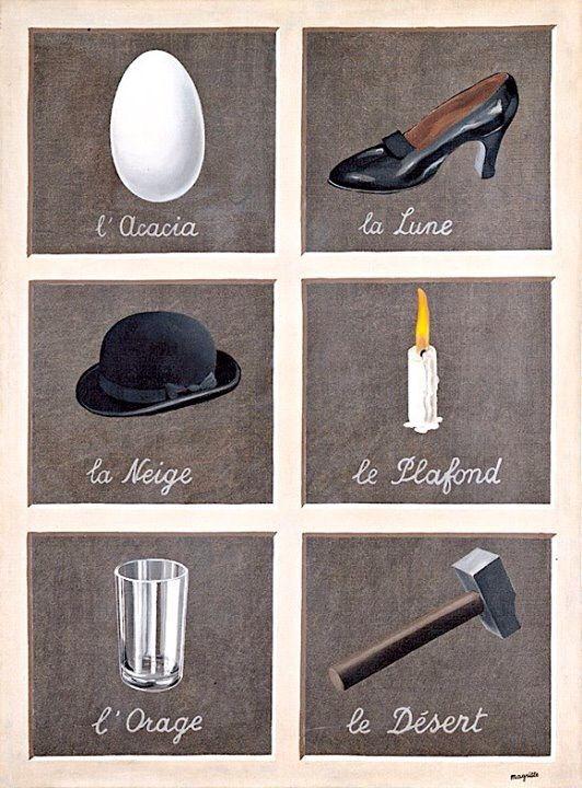 Magritte !