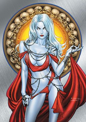 80 best images about lady death on pinterest sketchbooks