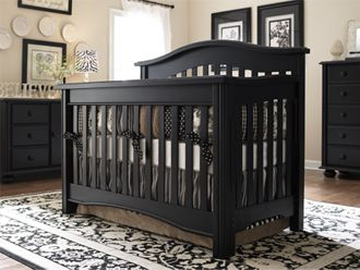 The Bold Style Of Bonavita Hudson Crib Cribs To College