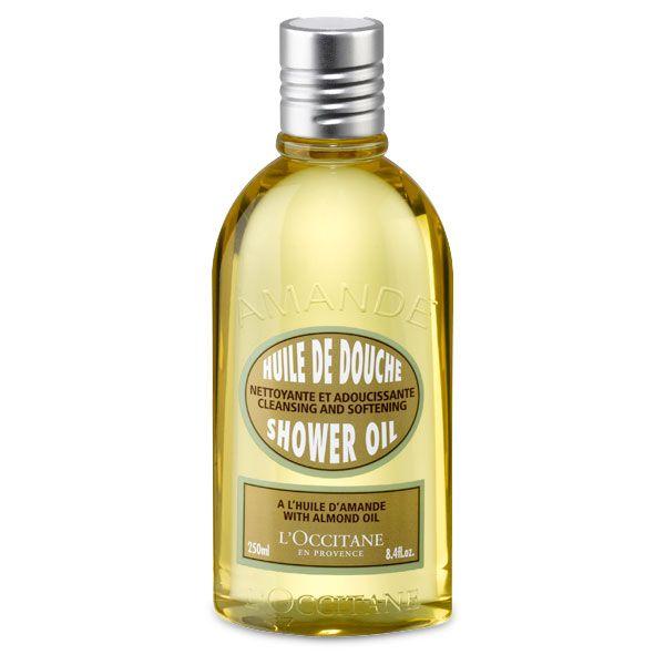Beauty Shout Box: L'OCCITANE ALMOND SHOWER OIL {REVIEW}