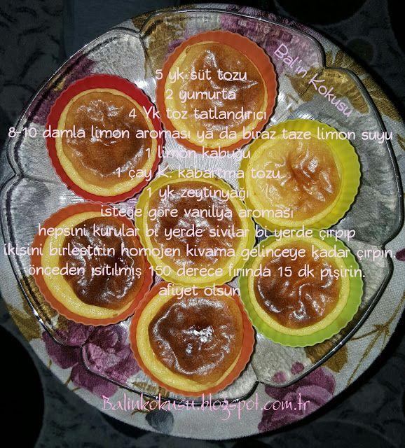 Dukan Limonlu Kek / Atıştırmalık