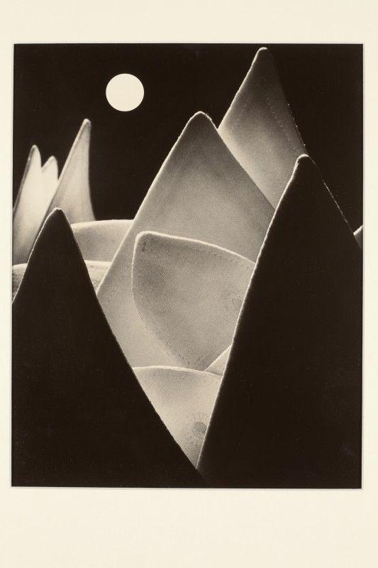 Eugen Wiškovský: Měsíční krajina, 1929