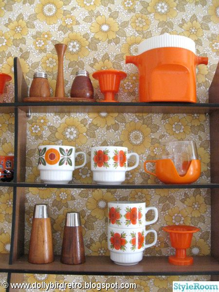 70's housewares