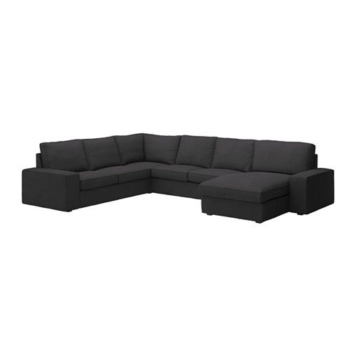 KIVIK Loveseat with chaise IKEA 10-year limited warrranty. Read about the terms in the limited warranty brochure.