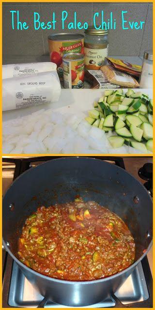 Paleo:: The BEST Chili Ever! | Living Lobpries