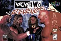 WCW/nWo Revenge this was one of my favorite games back in the day!