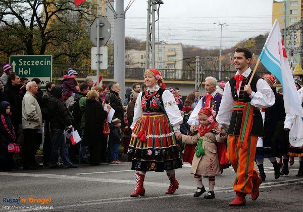 #Parada z okazji Święta Odzyskania Niepodlegości i w #Gdynia, #Poland