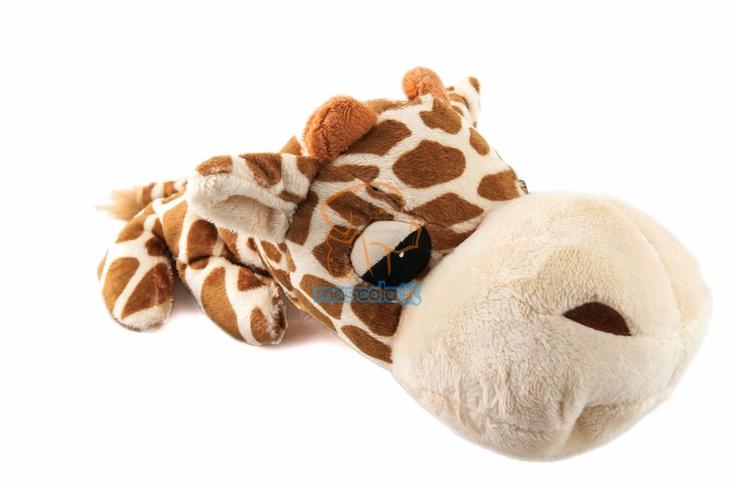 Hermoso Peluche hecho de felpa, suena al presionar su cabeza, ideal para estimular el juego y la actividad de tu mascota. $24.000