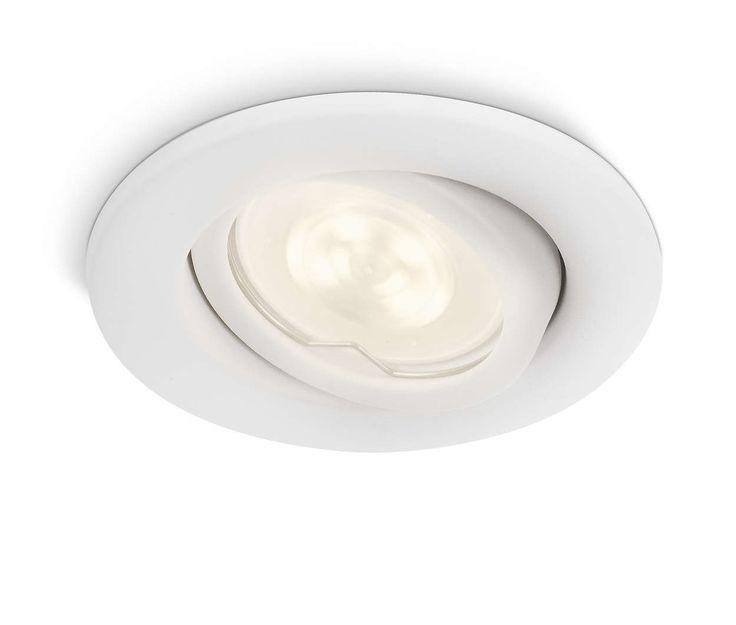 Philips myGarden Fresco InbouwSpot Wit (LED) -