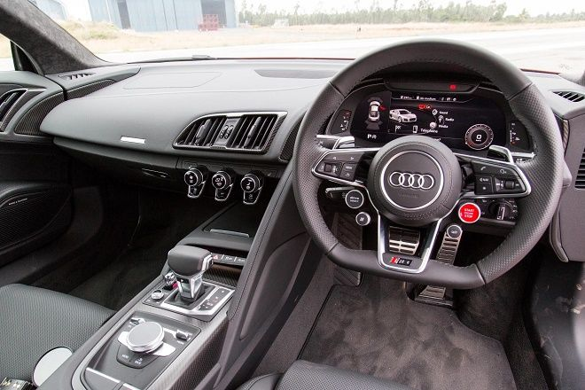 Awesome Audi R8 Interior India And Review Di 2020