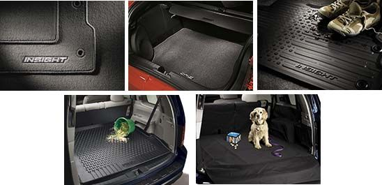 Honda Floor Mat Options: We offer a variety of floor mats for your Honda vehicle depending on your individual needs. We have All-Season Floor Mats, Cargo Mats, Cargo Trunk Tray and Cargo Liner. Come check them out at Don Jacobs Honda in Lexington, KY.