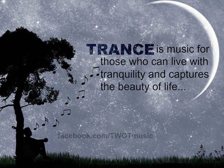 Trance music <3 #edm