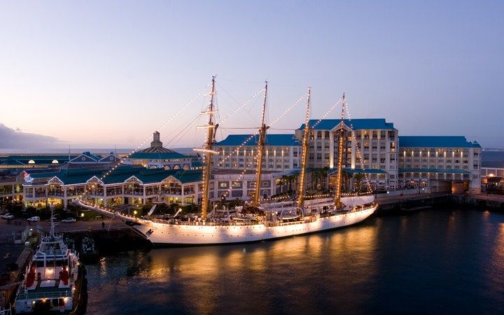 The Table Bay Hotel #CapeTown #SouthAfrica #Luxury #Travel #Hotels #TheTableBayHotel