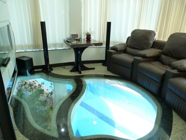 Luxury home Decor ( Home cinema)  Real state in Brazil  IMOVEIS DE LUXO EM GOIANIA +55 (62) 8271-4111 http://www.imoveisdeluxogoiania.org
