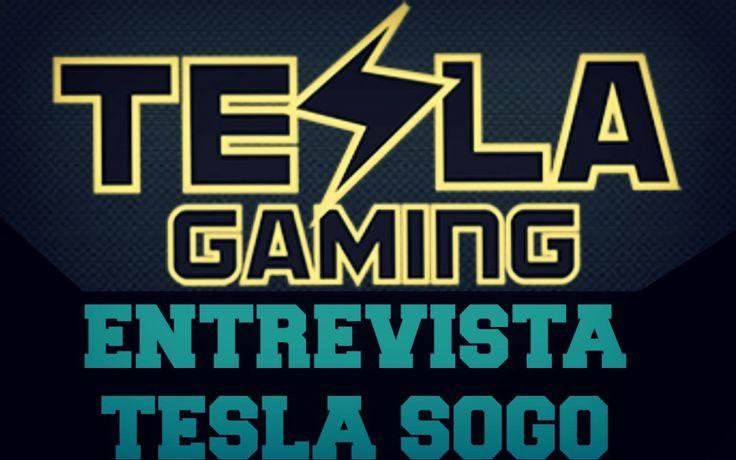Entrevista con Sogo, jugador de League of Legends en la posición de Mid/Carril Central para Tesla Gaming.
