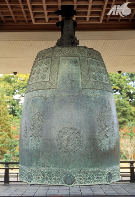[Middle Ages-Unified Silla Southern and Northern Kingdoms Period(Unified Silla)] Seongdeok Daewang Sinjong (Sacred Bell of Great King Seongdeok) Largest and most beautiful bell in Korea