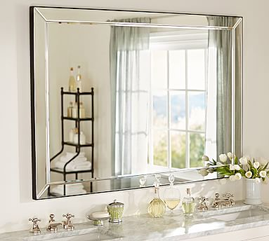 Awesome Websites Astor Mirror Double Wide mirror for kid us bath