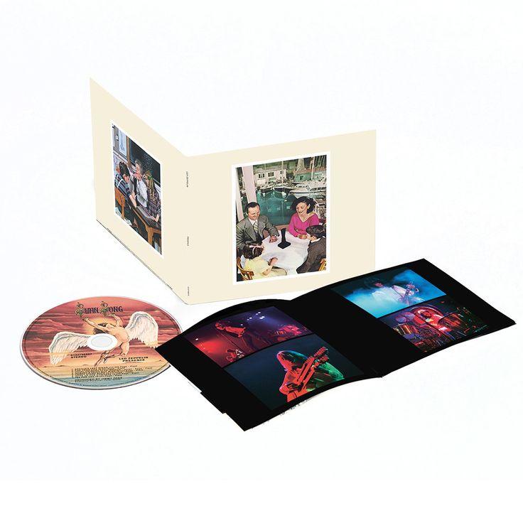 Led Zeppelin - Presence on CD
