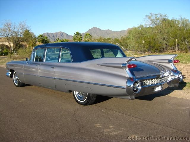 1959 Cadillac Fleetwood 75 Limousine.  Soooo many wonderful things came from 1959!