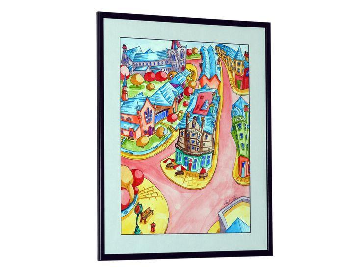 Funky Morningside  Edinburgh Artwork