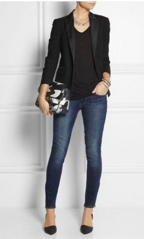 Perfectly cool work outfit for women style tips (28) #womenworkoutfits