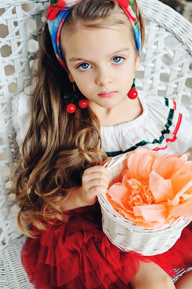 photographer Zhenia FOTOKOT  model Milana Kurnikova  Russia   #fashion #kids #models #pretty #beautiful
