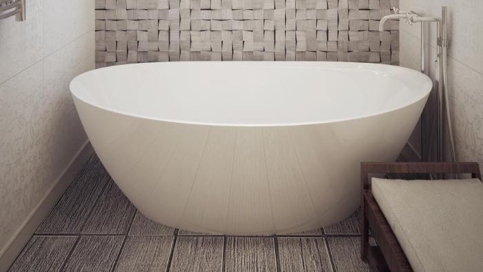 1000 idee su bagni piccoli su pinterest rifacimento - Piccola vasca da bagno ...
