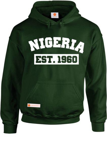 Nigeria Independence Hoodie