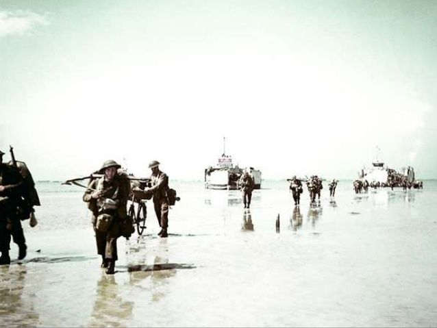 d day landings gold beach