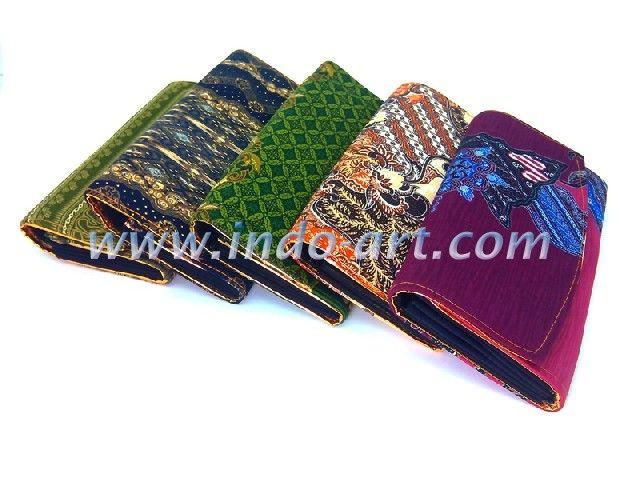 grosir souvenir murah dompet batik besar polos jogja indonesia