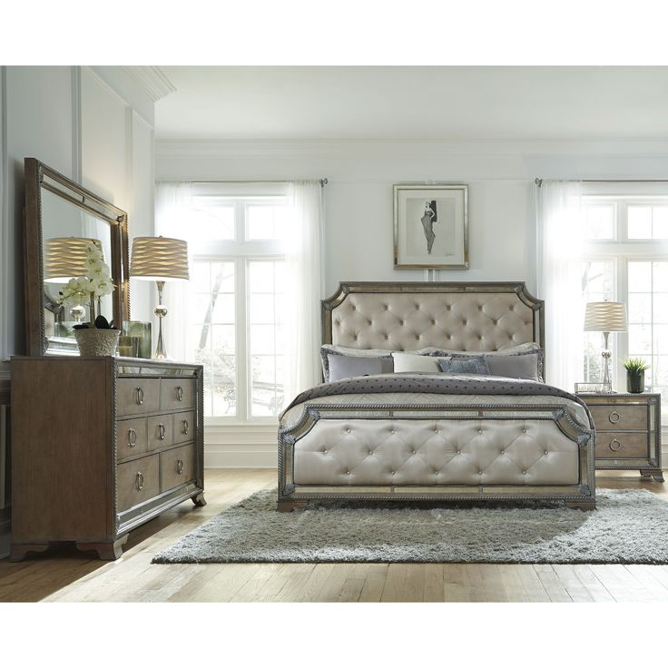 Hollywood Glamour Bedroom, Bedrooms And Glamour