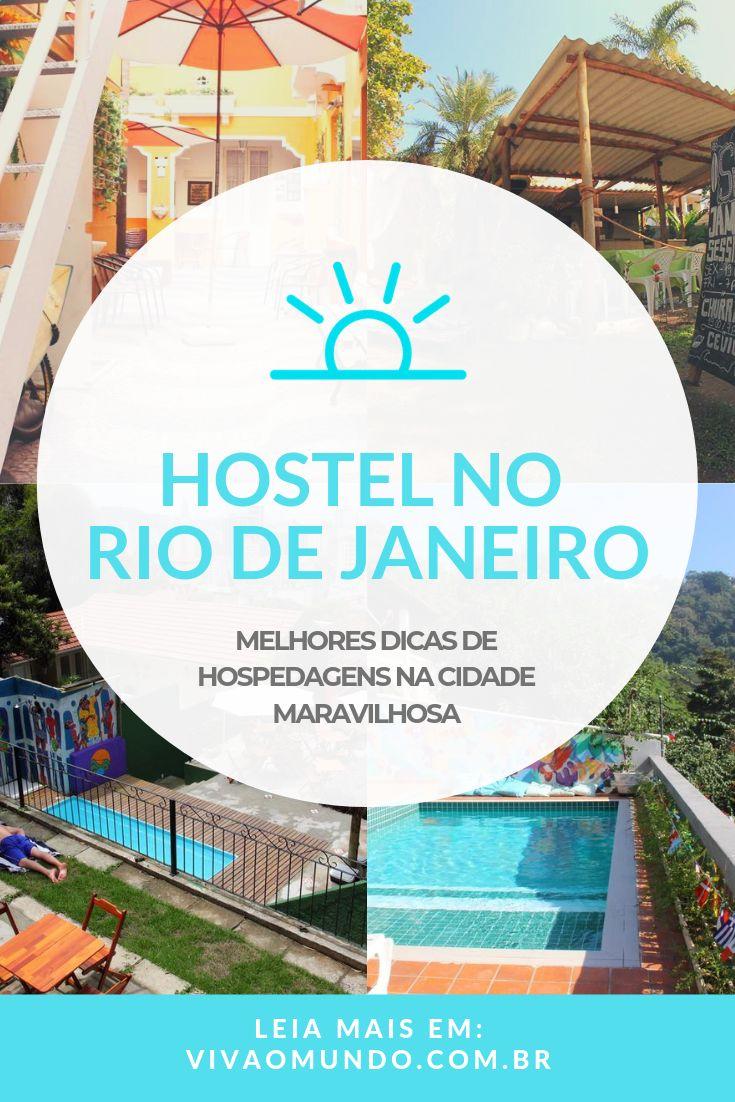 Hostel Rio De Janeiro 15 Opcoes Que Recomendamos Hostel Rio De