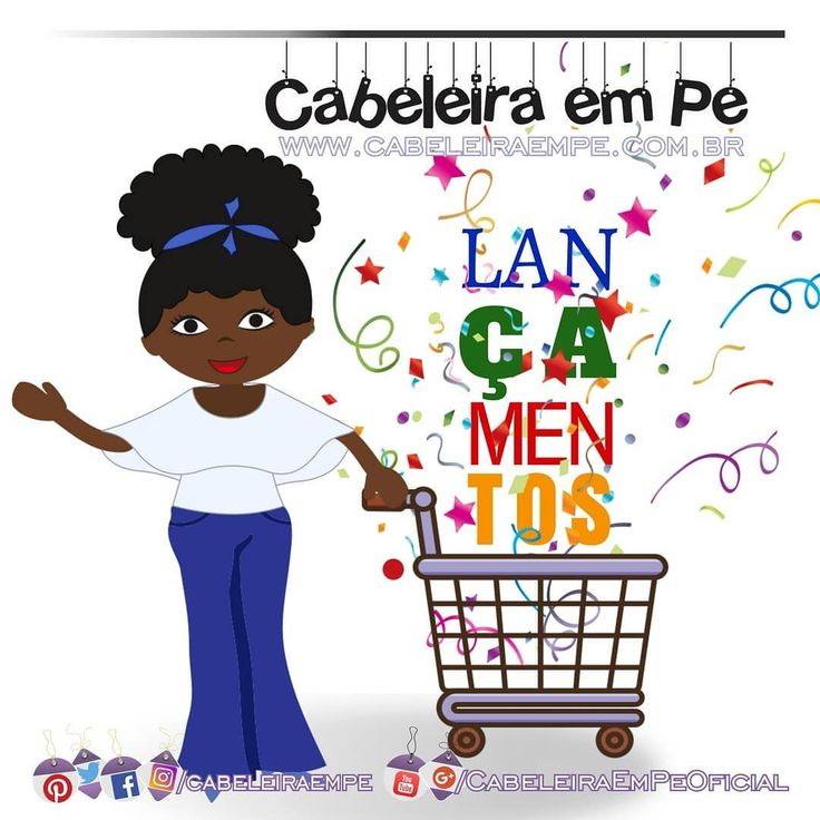 Você gosta de estar sempre por dentro? Então não perca a 24ª edição da lista de lançamentos Liberados para No Poo e Low Poo do Cabeleira em Pé. São novos produtos das marcas: @lolacosmetics, @sedaoficial (que lançou a linha Boom Liberado), Elseve (L'Oréal Paris Brasil), @keunebrasil , @tricofacil , @marimorenaloja , @novex_haircare  e todos os produtos liberados de uma marca nova no mercado: a @soulpowerbrasil . Confira todas as novidades lá no CabeleiraEmPe.com.br (tem botão no link da…
